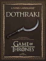 Cover Living Language: Dothraki