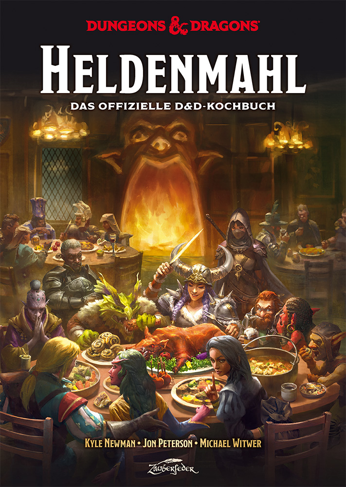 Cover Dungeons & Dragons: Heldenmahl
